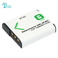 3 7 V 1300mah Camera Digital Battery For Sony NP BG1 NP FG1 DSC H3 DSC