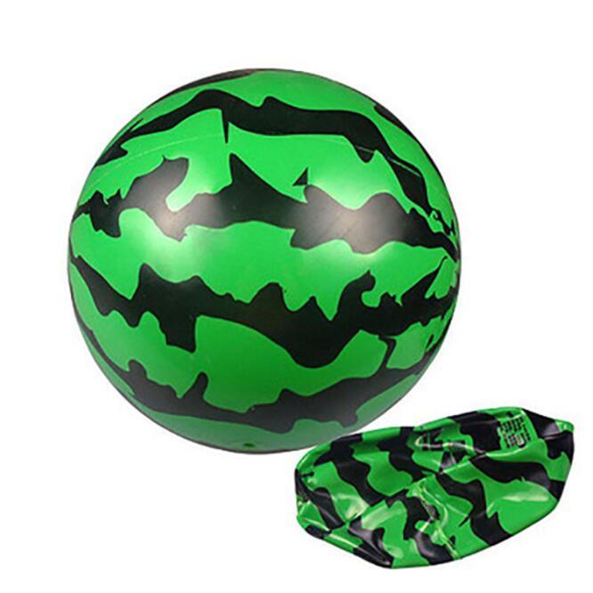1 шт. детские игрушки надувной мяч 22 см Пластик шары арбуз ПВХ мяч детские игрушки детские подарки Juguetes дешевые вещи