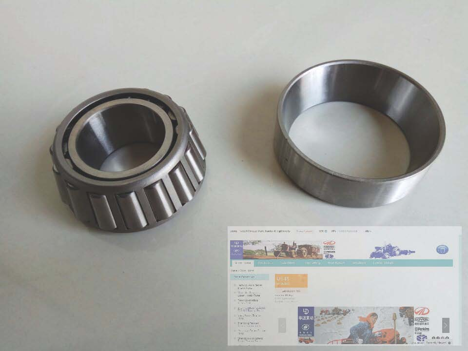 Yituo tractor parts, the roller bearing, part number: 5143109/16 yituo yto x554 x904 tractor the front head lights left right is different part number sz550 40 030a 1 or sz550 48 031a 1