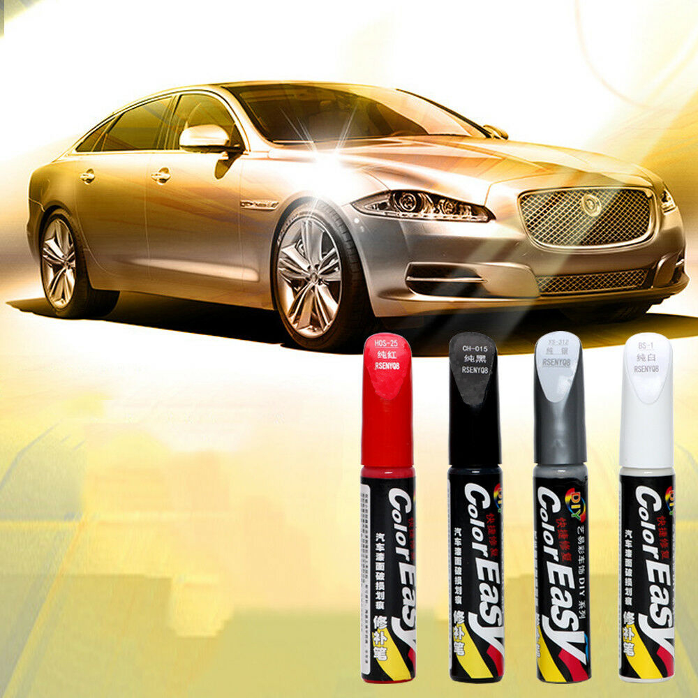Car Touch Up Pen Professional Repair Smear Scratch Repair Paint Waterproof Repair Maintenance Paint Surface