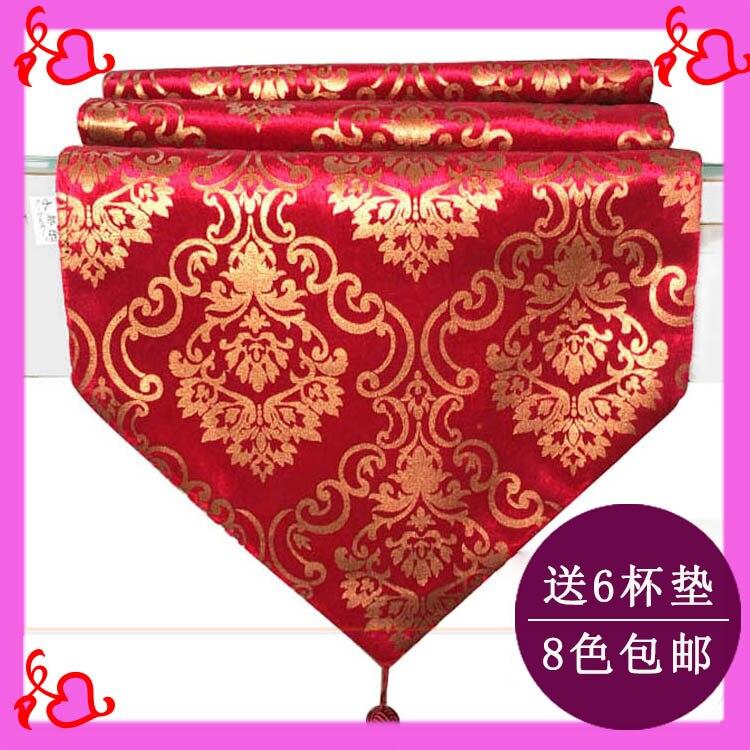 Eau musique cadeau européen de luxe minimaliste moderne de haute qualité lit table tissu armoire table drapeau le drapeau tissu tapis
