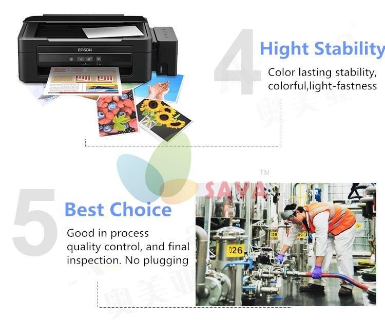 Refill Ink Kit for Epson (4)
