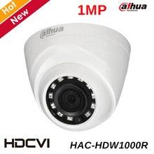 Dahua Coaxial Camera 1Megapixel CMOS 720P IR 20M indoor HAC-HDW1000R dahua cctv security camera dahua HDCVI DOME Camera
