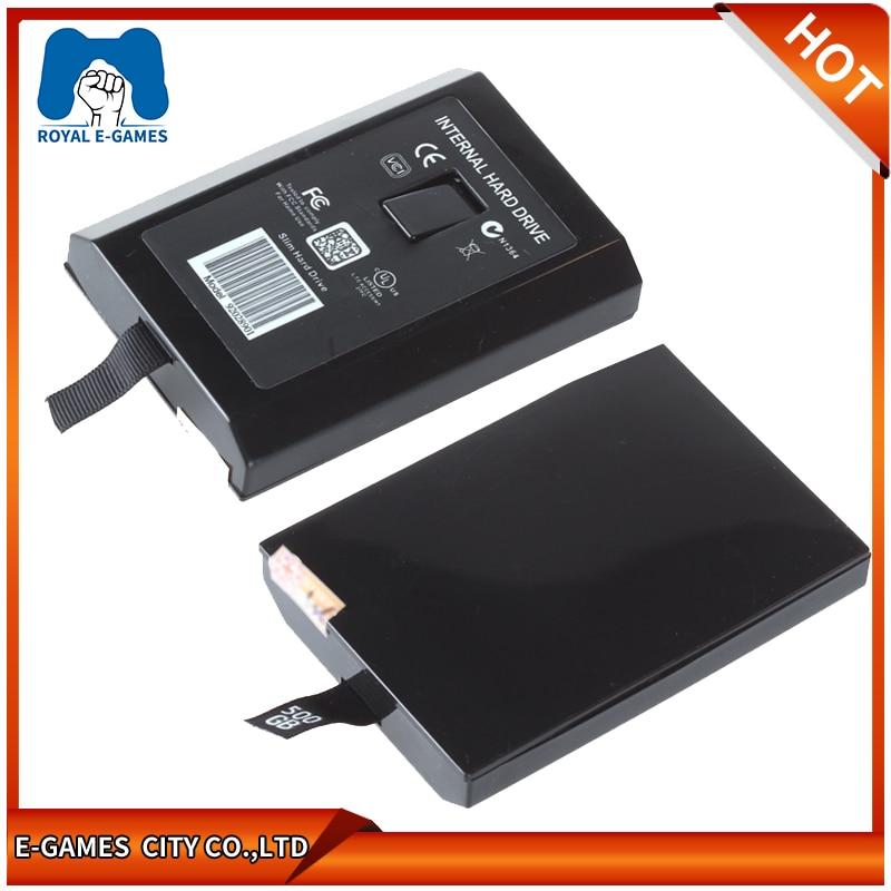 320GB 500GB HDD Harddisk Hard Disk Drive For Xbox 360 Slim