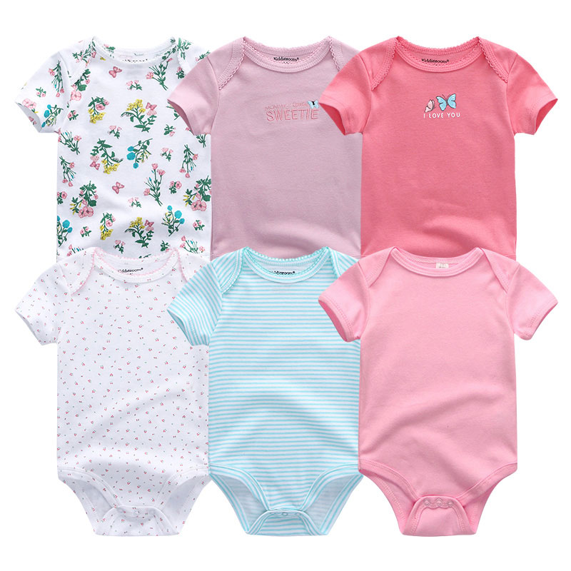 ce668a83f44c2 New Born Baby Clothes Cotton Baby Girl Clothes Summer Infant Girl Clothing  Jumpsuits Kids Costumes Newborn Baby Rompers | All Things Baby