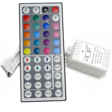 44Keys IR RGBW LED Controler 12V For SMD 3528/5050/2835 LED Strip Lights Remote Wireless Dimmer (C8)