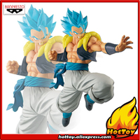 Banpresto ULTIMATE SOLDIERS THE MOVIE IV Collection Figure Super Saiyan God SS Gogeta from Dragon Ball SUPER: Broly