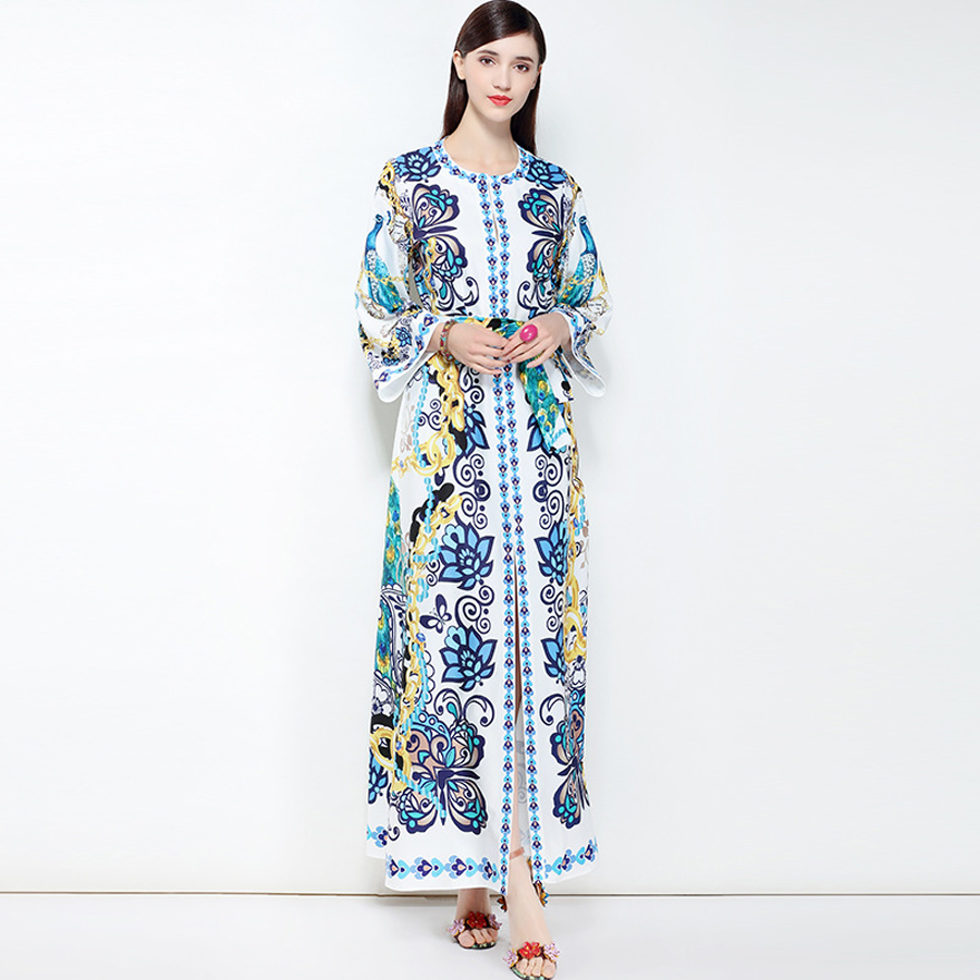 Topshop Women Ethnic Dresses 2018 Fashion Early Spring Summer