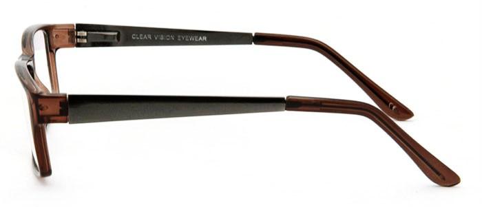 Black Square Eyeglasses (10)