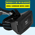 RITECH II Head Mount Plastic Version 3D VR Virtual Reality Glasses Google Cardboard Movies Games for 3.5 to 6 inch Smartphone
