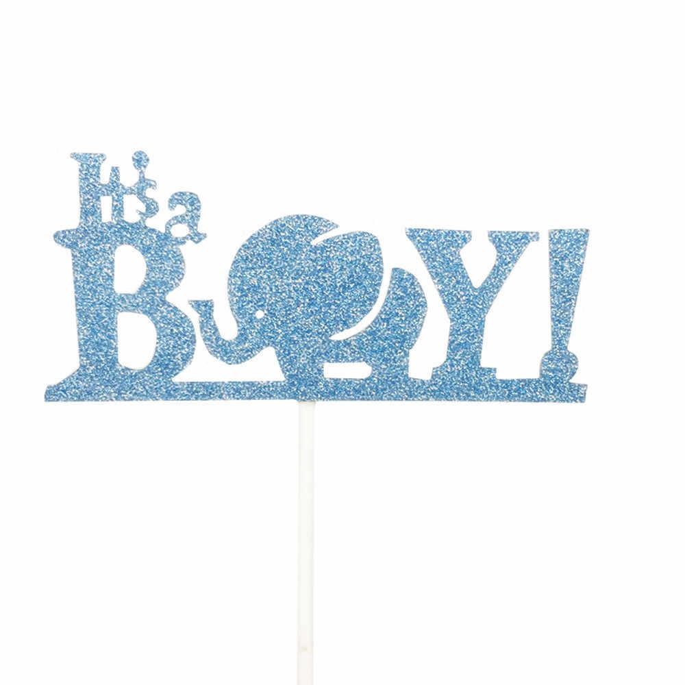 استحمام الطفل موضوع كب كيك كعكة توبر مائة يوم واحد سنة كعكة أعلام لها صبي الاطفال عيد ميلاد سعيد حزب ديكور S