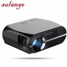 GP100 GP100UP видео проектор Smart Android 6.0.1 3200 люмен WI-FI Bluetooth Проектор для домашнего кинотеатра 1080P HD Movie игра проектор