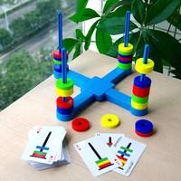 Exclusion mutuelle magnétique  enseignement des sciences  interaction parent-enfant  formation anti-gravité  éducation précoce  jeu de société