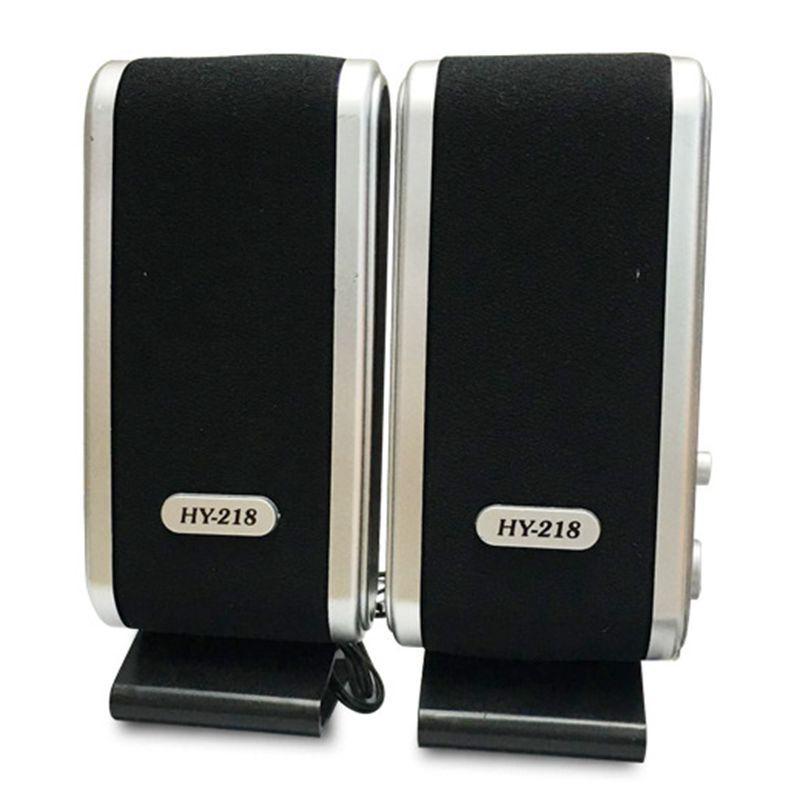 USB altavoces portátil multimedia música de sonido de PC de escritorio altavoces TV