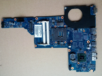 free shipping 657459 001 board for HP pavilion G6 laptop motherboard with for Intel hm65 chipset