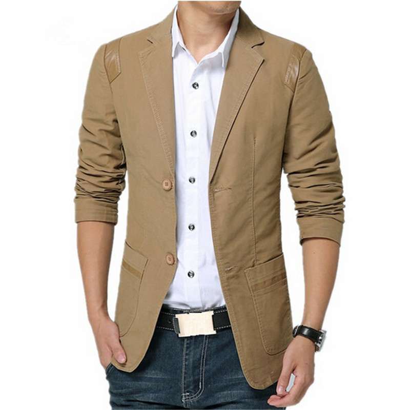 Online Get Cheap Brown Suit Jacket for Men -Aliexpress.com ...