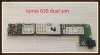 International Language Good Quality Original Motherboard For NOKIA Lumia 630 Dual Sim Free Shipping