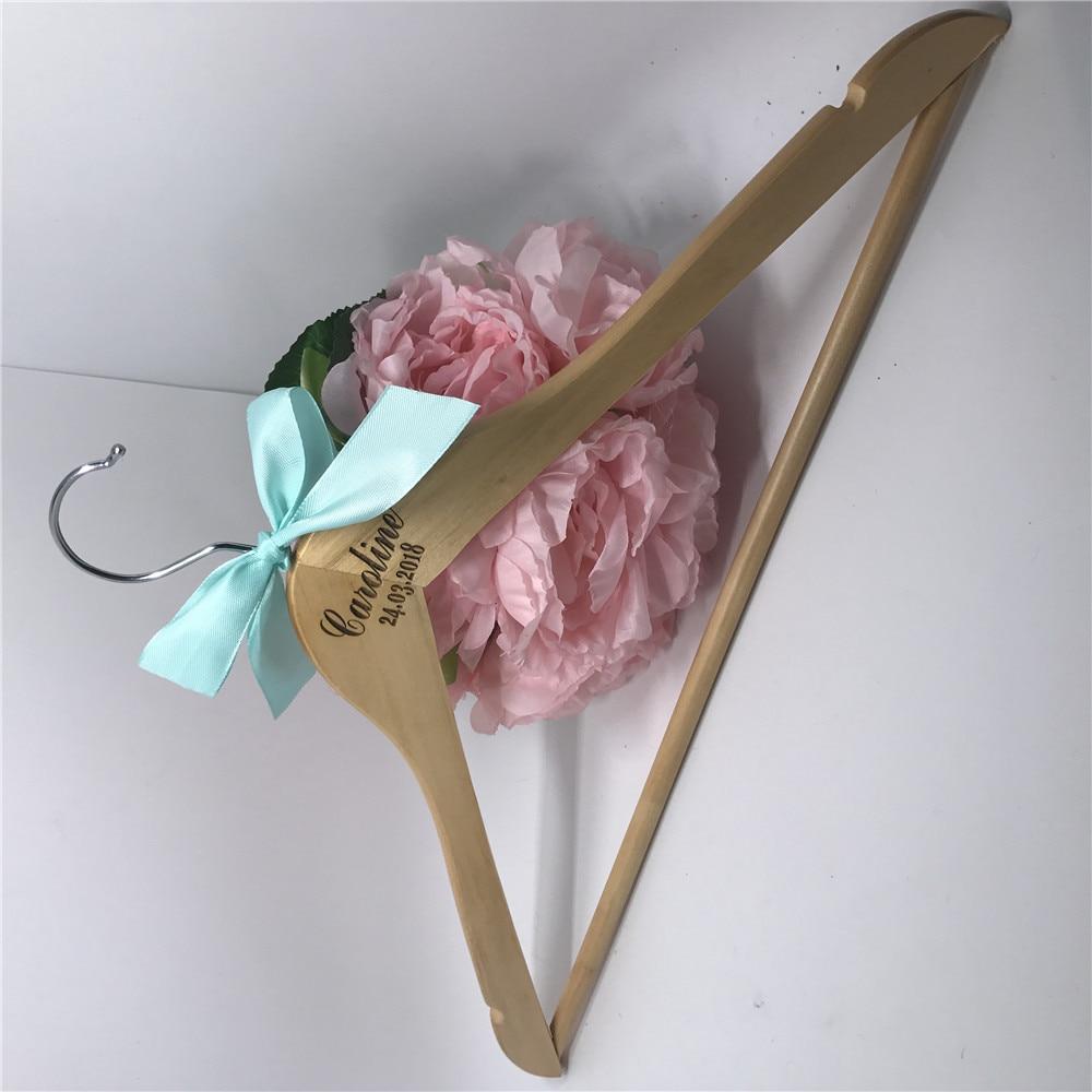 Personalisierte Braut Aufhänger für Hochzeitskleid oder Hochzeit ...