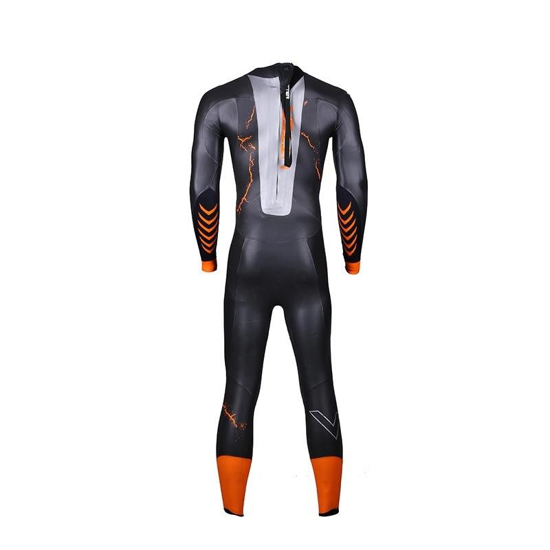UTTER Volcano Men SCS триатлондары Surf Neoprene Wetsuit - Спорттық киім мен керек-жарақтар - фото 4
