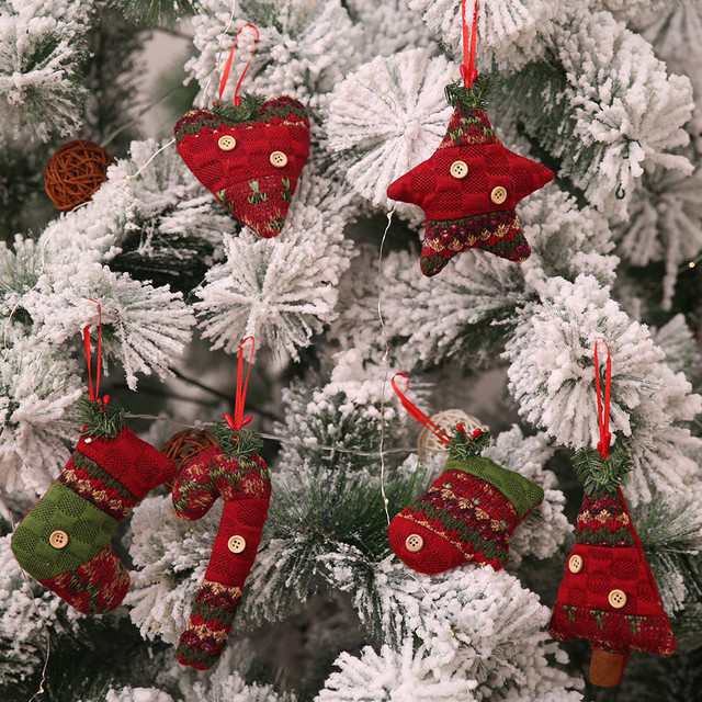 New Year Christmas Decorations Tree For Home Gift Hang Chinese