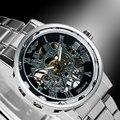 Nova Chegada de Moda Relógio Mecânico de Pulso Dos Homens de Negócios de Venda Quente relógios 3 Cores Casual Horas de Alta Qualidade Melhor Presente para mens