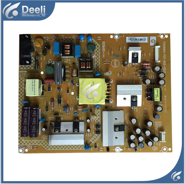 95% new Original for power supply board KDL-40R350B 715G6691-P01-000-002S good working 95% new used board good working original for power supply board la40b530p7r la40b550k1f bn44 00264a h40f1 9ss board