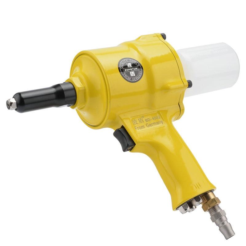 Pistolet à ongles pneumatique tirer pince à ongles riveteuse pneumatique Taiwan Rivet pneumatique Machine Bd-4802