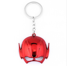 2016 New Fashion Avenger Union Dwyane Mask keychains For Bag Key Holder Mens Charm Hanging pendant Car Key Chains Key Ring men