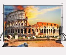 150x220cm Photography Background Roman Architecture Backdrop Colosseum Photography Background Studio Props 150x220cm temple backdrop bangkok temple architecture photography background and photography studio backdrop props