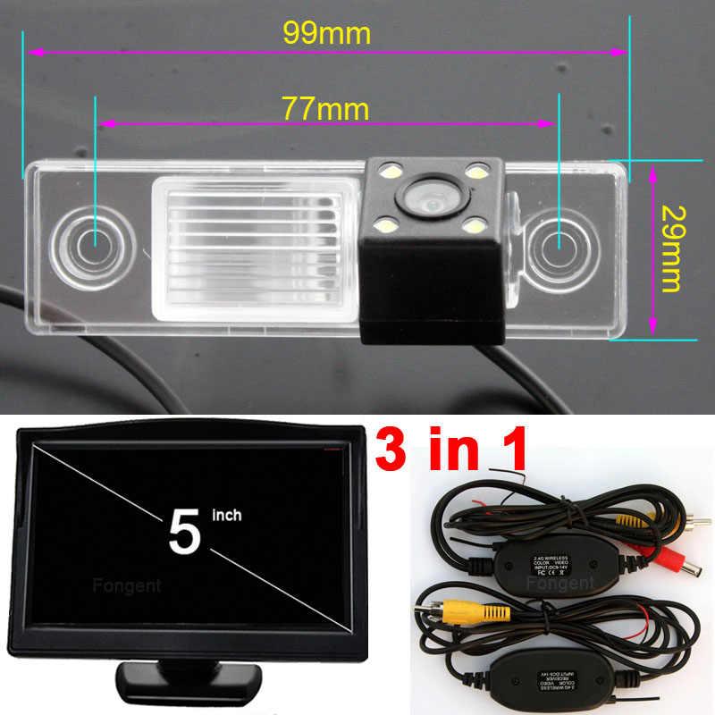 Auto Achteruitrijcamera Reverse Achteruitkijk Camera Parkeerplaats Monitor Voor CHEVROLET EPICA/LOVA/AVEO/CAPTIVA/CRUZE/ LACETTI HRV/SPARK Draadloze
