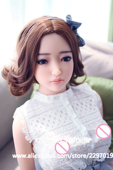 KNETSCH real 140cm silicone sex dolls robot japanese anime adult life love doll realistic toys for men big breast sexy doll