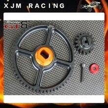 1/5 rc car racing parts,17T&57T High Speed Metal Gear Set fit GTB HPI Rovan CY KM Baja 5B/5T/5SC Truck