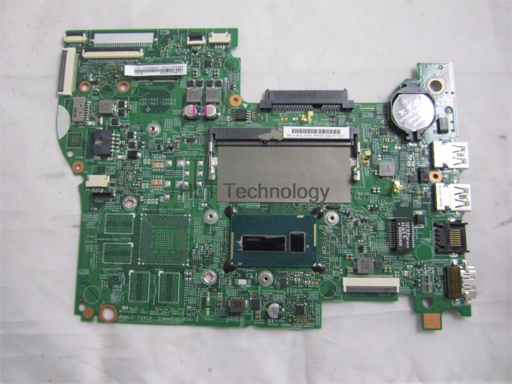 HOLYTIME Laptop Motherboard For LENOVO YOGA 500-14IBD Flex3-1470 5B20K17781 With SR24B 3825U 448.03N03.001M MB 100% TestedHOLYTIME Laptop Motherboard For LENOVO YOGA 500-14IBD Flex3-1470 5B20K17781 With SR24B 3825U 448.03N03.001M MB 100% Tested