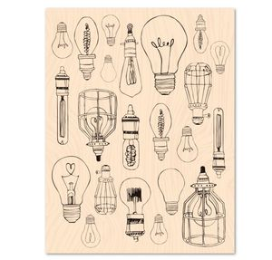 Image 1 - French light  Transparent Clear Stamp for DIY scrapbooking/Card Making  C347