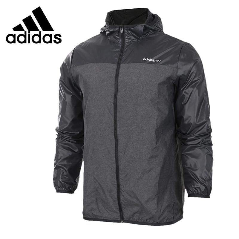 Original New Arrival 2017 Adidas NEO Label M CE ADINEO WB Men's jacket Hooded Sportswear толстовка mazine male half zip hoody 01 neo blue mel neo gr m