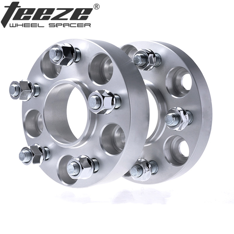 Wheel Spacer Adapters 20 mm PCD 4x98 Hub Centric A Set of 2 for Fiat x1//9