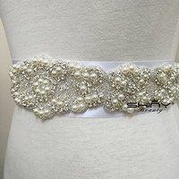 Nastro d'oro Strass Nuziale Diamante Cinghie Applique Abito Da Sposa Cintura Fusciacche Da Sposa Cinghia RA305