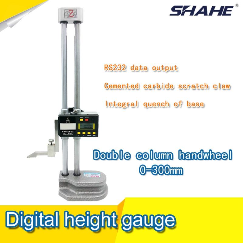 Double column digital height gauge 0-300mm 0.001mm high quality Table height rulerDouble column digital height gauge 0-300mm 0.001mm high quality Table height ruler