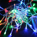 New 2016 40LED String light  Holiday Outdoor Christmas Xmas Wedding Party Decorations Garland Lighting christmas lights outdoor