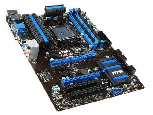 MSI A88X-G43 FM2+/FM2 motherboard support A10-6800K A8 6600K,85%-95%new msi h97m g43