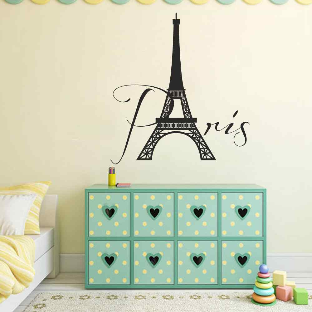 Paris Wallpaper Bedroom Online Get Cheap Paris Bedroom Decor Aliexpresscom Alibaba Group