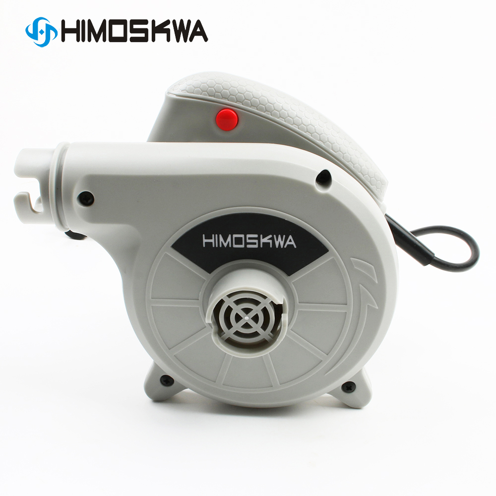 High Efficiency New 600W 220V Electric Air Blower Vacuum Cleaner Blowing Dust collecting 2 in 1 Computer dust collector cleaner