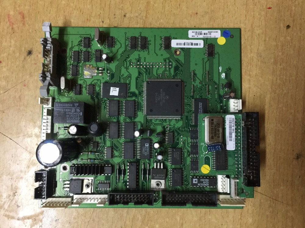 402340-501P main board logic for zebra p310i card printer