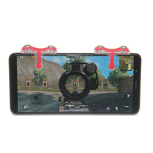 1 Pair G9 Fire Button Mobile Gaming Trigger For Shooter