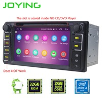 Joying KD 7 InDash Universal Double 2 Din Android 4 4 4 Car DVD Player GPS