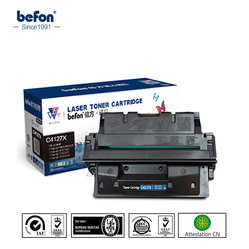 befon C4127X c4127x 4127x 4127 Toner Cartridges Compatible for HP LaserJet 4000 4000N 4000SE 4000T 4000TN 4050 4050N 4050DN 2x non oem toner cartridges compatible for oki b401 b401dn mb441 mb451 44992402 44992401 2500pages free shipping