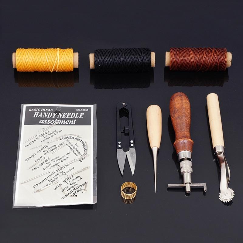 Leather tools kit 4