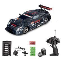 RC автомобиль 4WD Дрифт гоночный автомобиль Чемпионат 2,4 г внедорожник Rockstar радио транспортное средство с дистанционным управлением электронные хобби игрушки