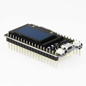 Image 5 - 4 Mt bytes (32 Mt bit) Pro ESP32 OLED V2.0 TTGO & for Arduino ESP32 OLED WiFi Modules+Bluetooth Double ESP 32 ESP8266 et OLED