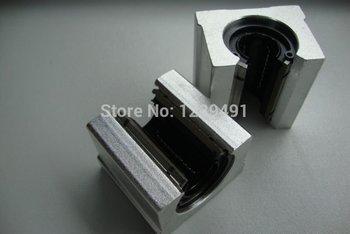 4 PCS/LOT SBR25UU CNC Linear Ball Bearing , SBR25UU Linear Motion Bearing